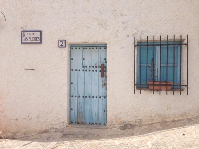 Mojacar Streets