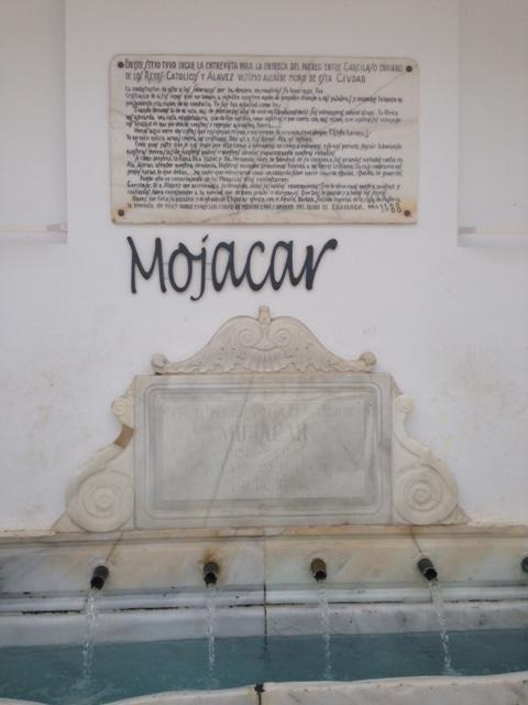 Mojacar Fountain