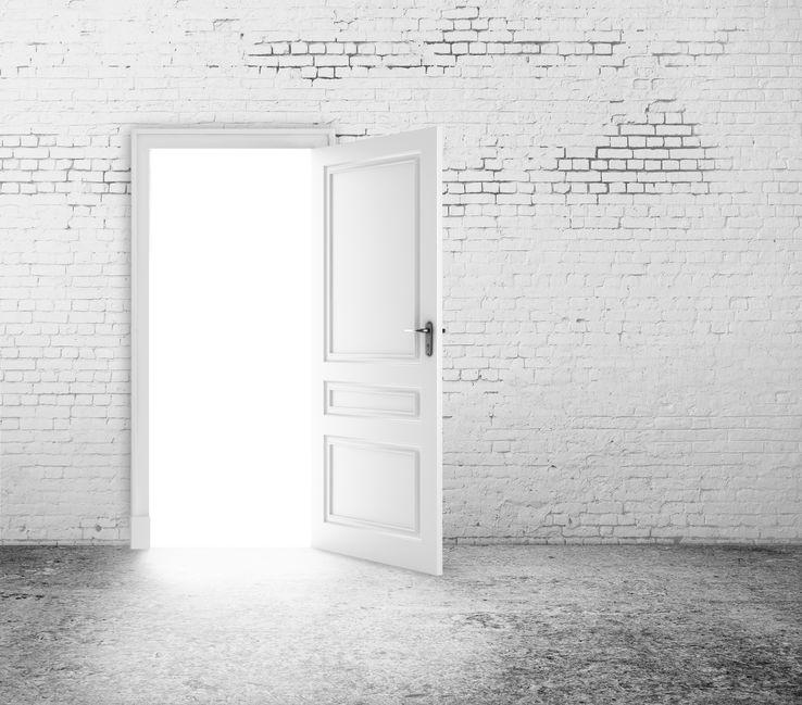 Sequential door openers